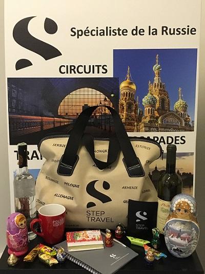 Step Travel lance son challenge de ventes !