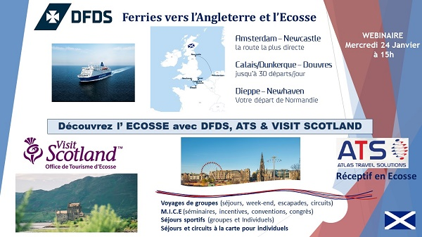 Crédit photo : DFDS