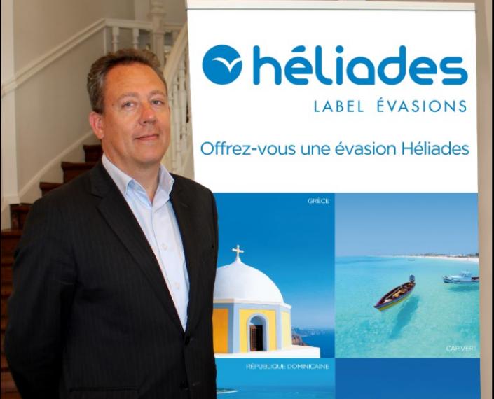 Jean Brajon, DG d'Héliades. - DR
