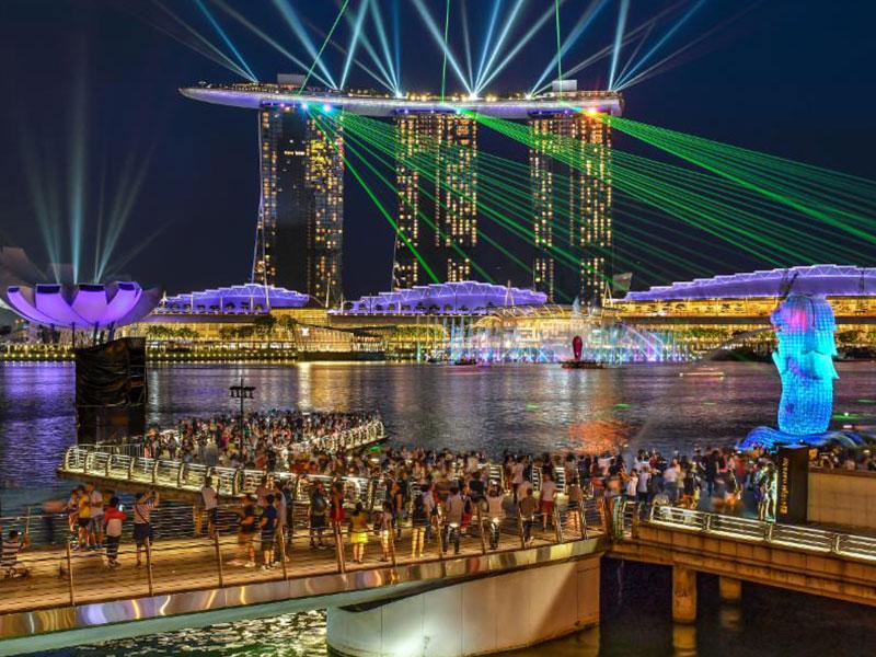 Informations pratiques sur Singapour