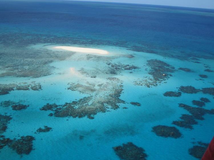 La Grande Barrière (Australie) © Evergreen