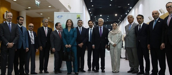 La rencontre entre l'OMT et différents ministres des deux régions - Crédit photo : OMT
