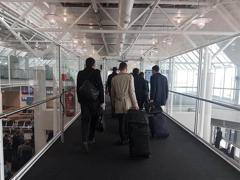 Sur l'Europe, le Brexit pourrait avoir un impact sur les voyages dans toute l'Europe, les activités des transporteurs et les demandes des passagers pouvant changer. - Photo CE