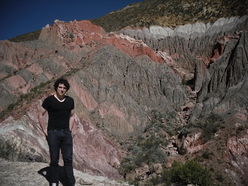Arthur Thenot - Crédit photo : Tierra Latina
