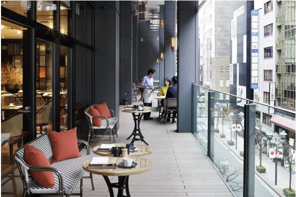 Ouverture de l'hôtel Hyatt Centric Ginza Tokyo - DR Hyatt