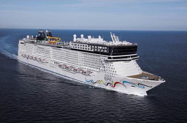 Le Norwegian Epic part de Barcelone pour aller en Italie, en France et à Majorque - DR Norwegian Cruise Line