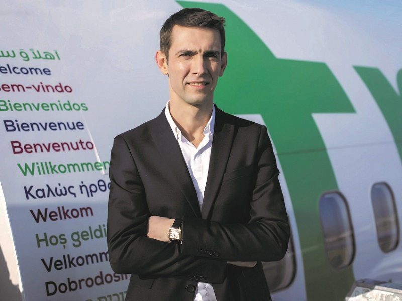 Crédit photo : Transavia