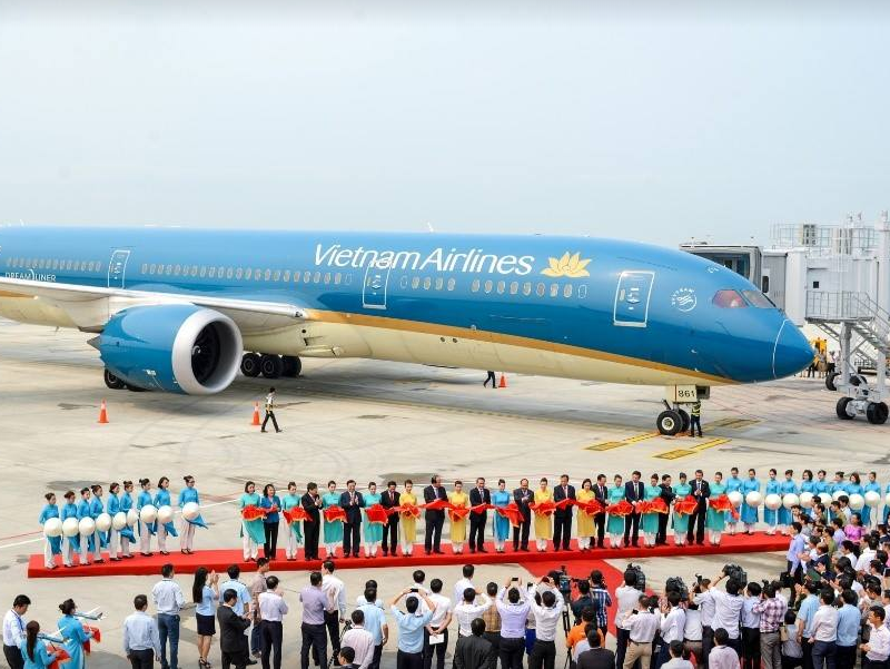 Dreamliner ou A350, Vietnam Airlines modernise peu à peu sa flotte d'une centaine d'appareils © FB Vietnam Airlines