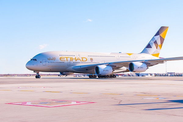 Crédit photo : Etihad Airways