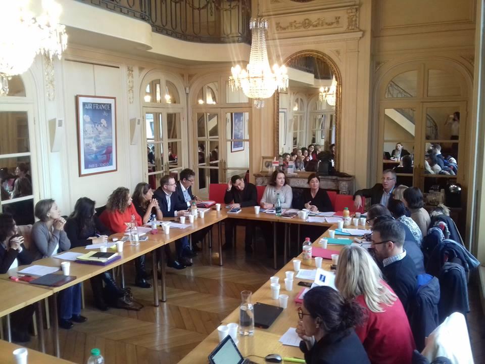 La Commission Juridique commune Les Entreprises du Voyage, de l'APST, et du SETO - Photo EDV