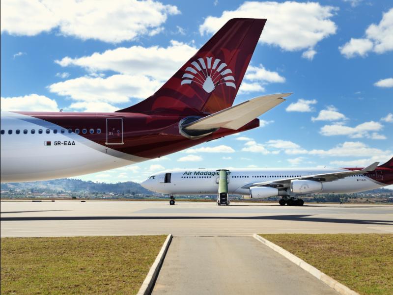 Air Madagascar compte renouer avec la croissance d'ici 2020 © Air Madagascar