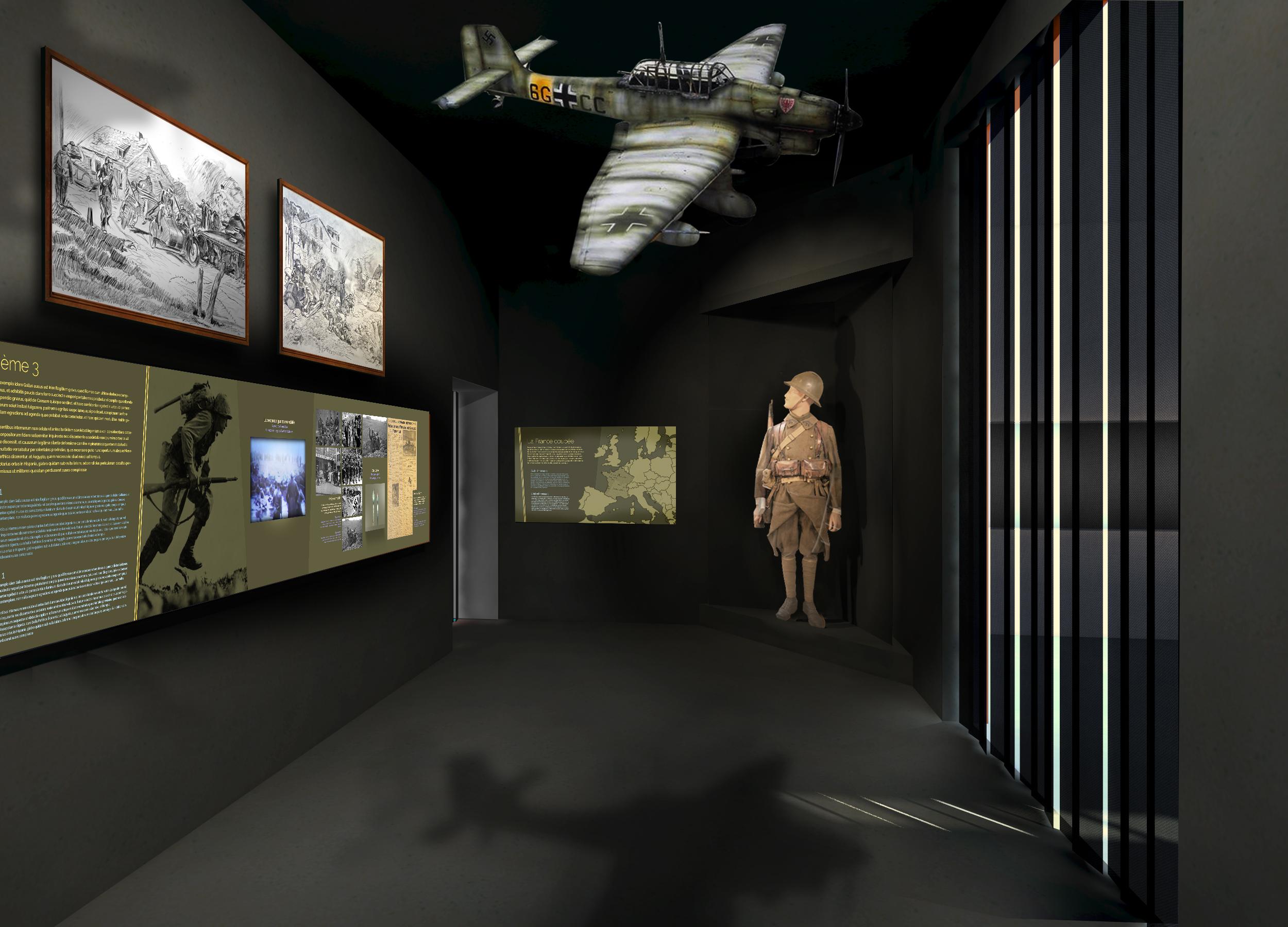 Le Mémorial de la Clairière de l'Armistice rouvrira ses portes le 1er juin. - Malice Images