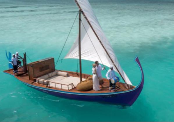 Le Maldives, un paradis pour les touristes, un enfer pour les habitants... DR : OT Maldives