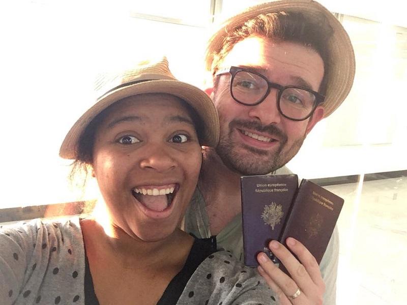 """Les blogueurs Clo&Clem sont les nouveaux visages de la campagne """"Bahamazing Experiences"""" - Photo : https://www.facebook.com/CloetClem/"""