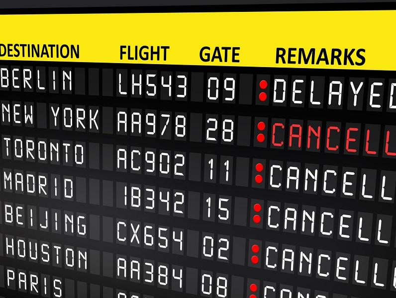 Perturbations à prévoir en février si les grèves d'Air France et de la SNCF se confirment - Photo : adrian_ilie825-Fotolia.com