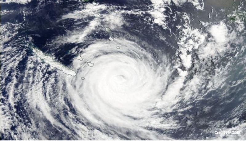Meteo France - DR : MODIS