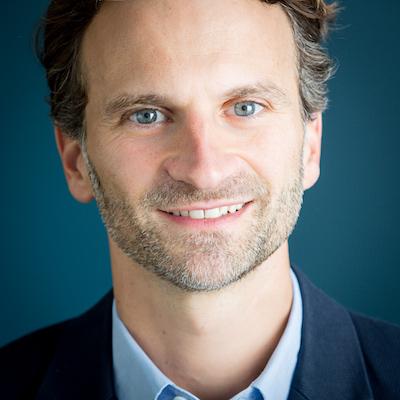 Régis Pezous, directeur Product Incubation chez CWT - CWT