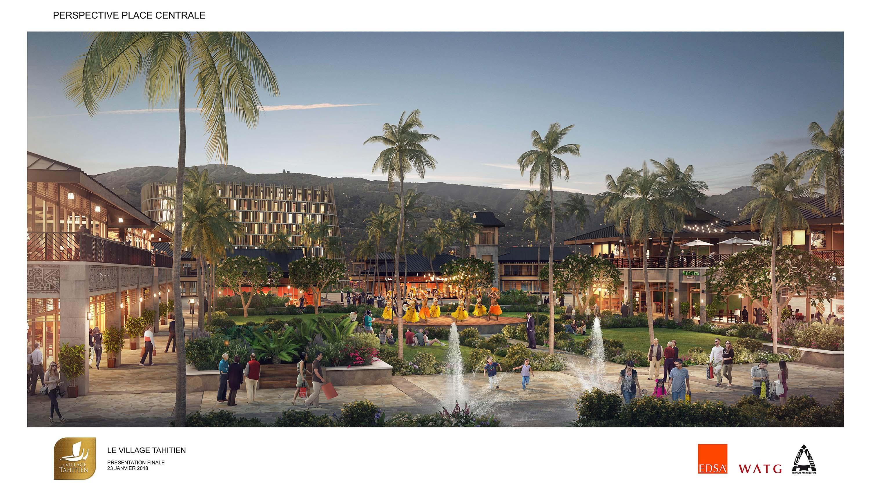 Le Village Tahitien : un nouveau concept pour dynamiser Tahiti