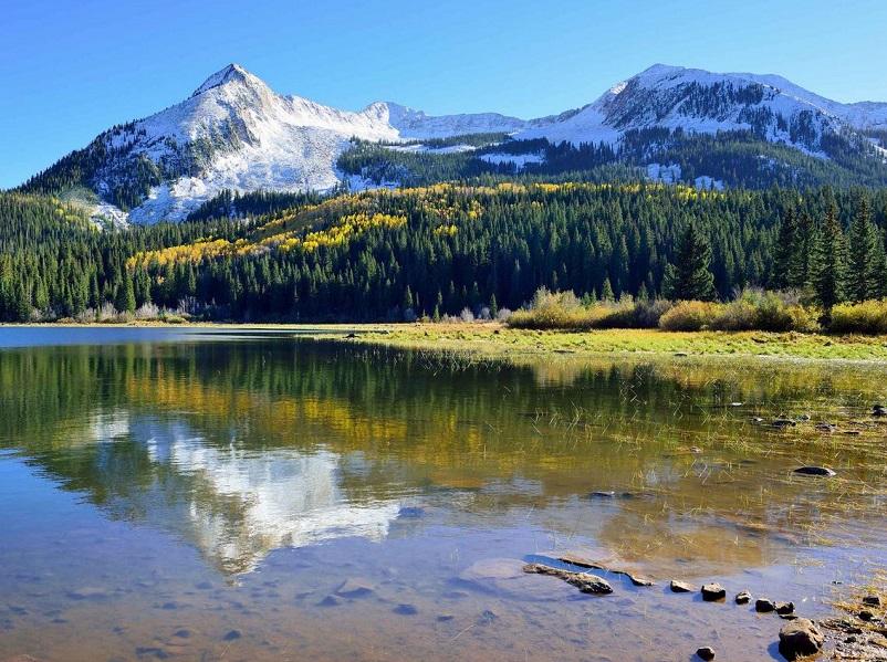 Nature Explora insiste sur les thématiques plus proches de l'environnement et du bien-être, et l'aspect contemplatif du séjour en montagne - DR La Croisée des Saisons