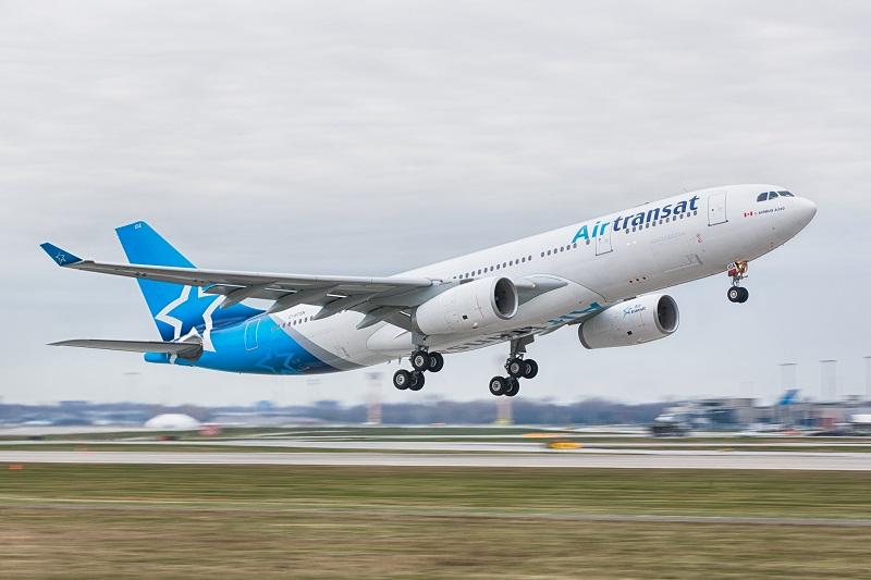 Air Transat annonce plusieurs nouveautés pour l'année 2018