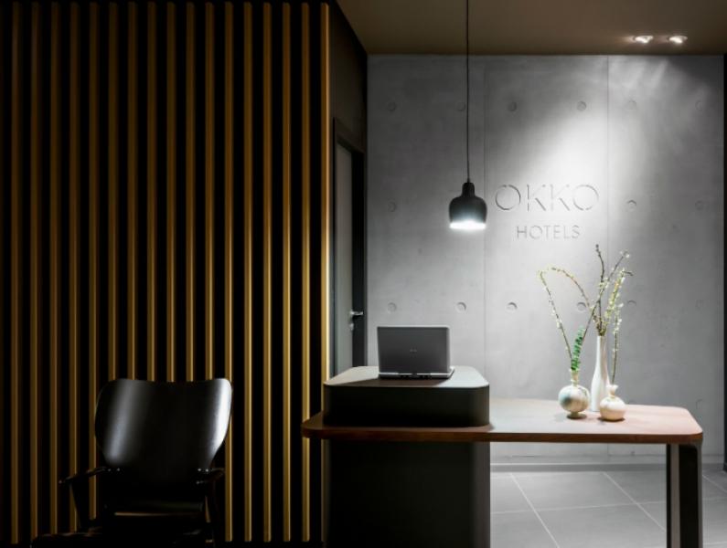 L'hôtel Okko de Nantes a été le premier du groupe - DR Okko Hotels