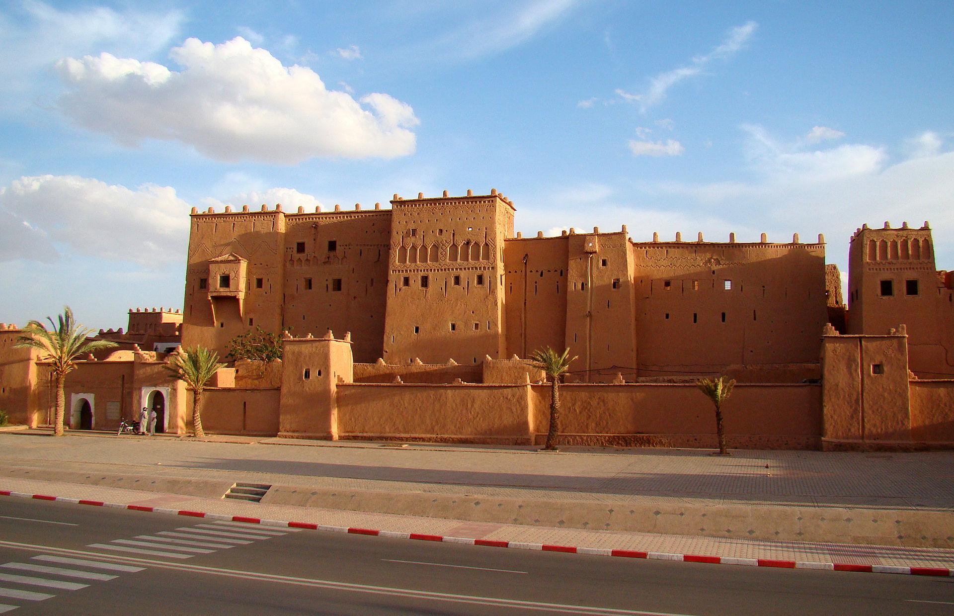 Située à la porte du désert du Sahara, Ouarzazate est trop enclavée selon les pros du tourisme - Crédit photo : Bjørn Christian Tørrissen