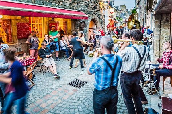 Une année 2017 record pour le tourisme en Bretagne, depuis 2007 - Crédit photo : compte Twitter @regionbretagne