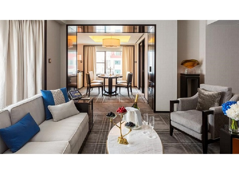 Le Peninsula Beijing n'offre que des suites - DR Peninsula Hotels