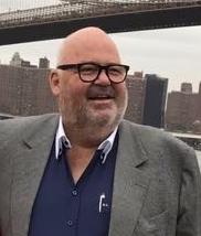 Michel Salaün à New York - DR
