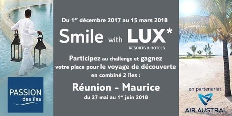 Réunion, Maurice : TUI, Lux* et Air Austral font gagner 15 places en éductour