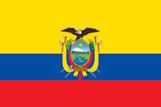 Le drapeau équatorien - DR