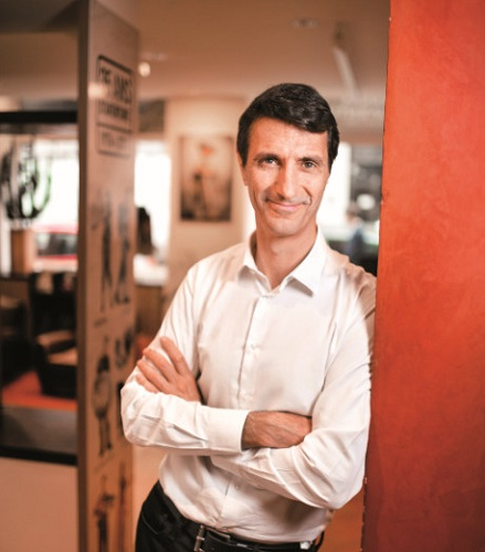 Eric Balian, directeur général de Terres d'aventure. William Parra