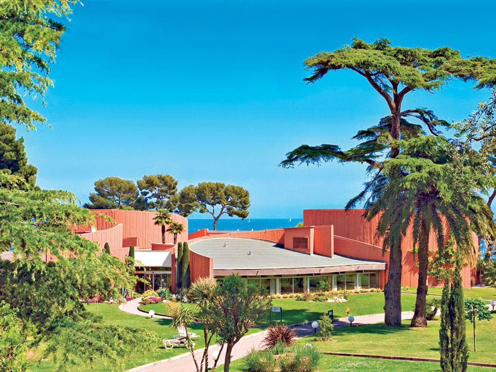 Vacances Bleues : Hôtel 3 étoiles Delcloy Saint-Jean-Cap-Ferrat - DR