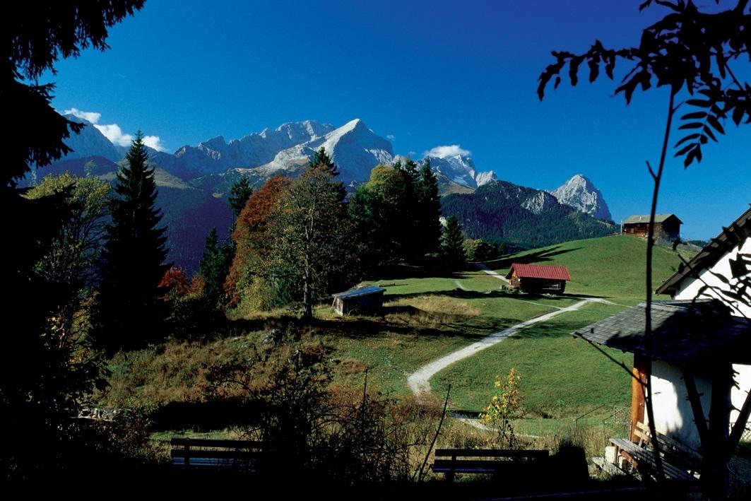 Allemagne : la Bavière en automne dans les Alpes - Photo BAYERN TOURISMUS Marketing