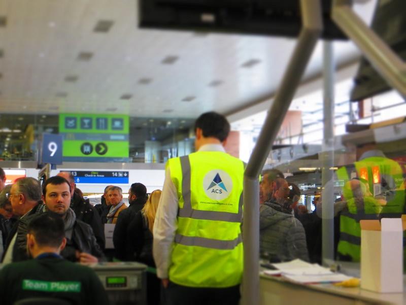 Au total, 13 aéroports seront mis à contribution et plus de 10 représentants ACS seront sur place pour suivre et assurer le bon déroulement des vols - Photo ACS