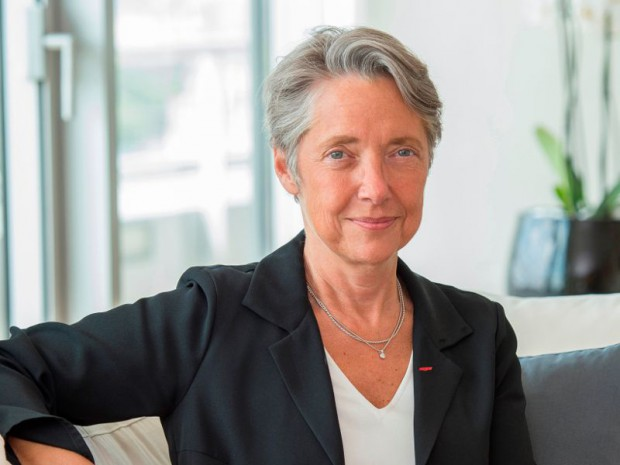 Elisabeth Borne, ministre auprès du ministre d'Etat de la Transition écologique chargée des Transports - Photo Gouvernement.fr