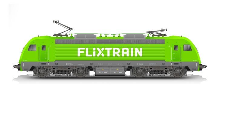 A partir du 24 mars, FlixTrain lancera une ligne entre Hambourg et Cologne via Düsseldorf - DR FlixTrain
