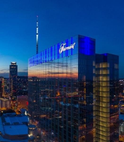 Fairmont prévoit l'ouverture de 21 établissements dans les prochaines années - Crédit photo : AccorHotels