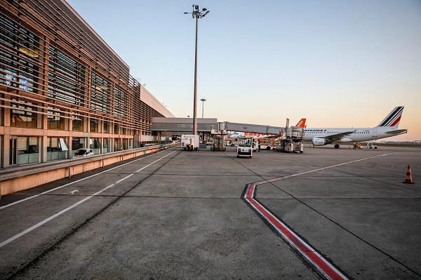 L'aéroport de Toulouse-Blagnac a connu une progression - Crédit photo : Aéroport Toulouse-Blagnac