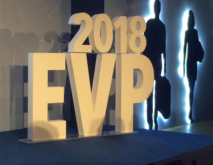 """AmEx GBT a révélé, mercredi 7 mars lors de son """"EVP 2018"""", son dernier baromètre sur les tendances du voyage d'affaires en Europe © AmEx GBT Twitter"""