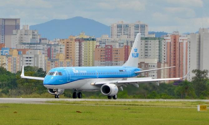 Hausse du trafic pour Air France - KLM de 4,4% en février 2018 - Crédit photo : KLM