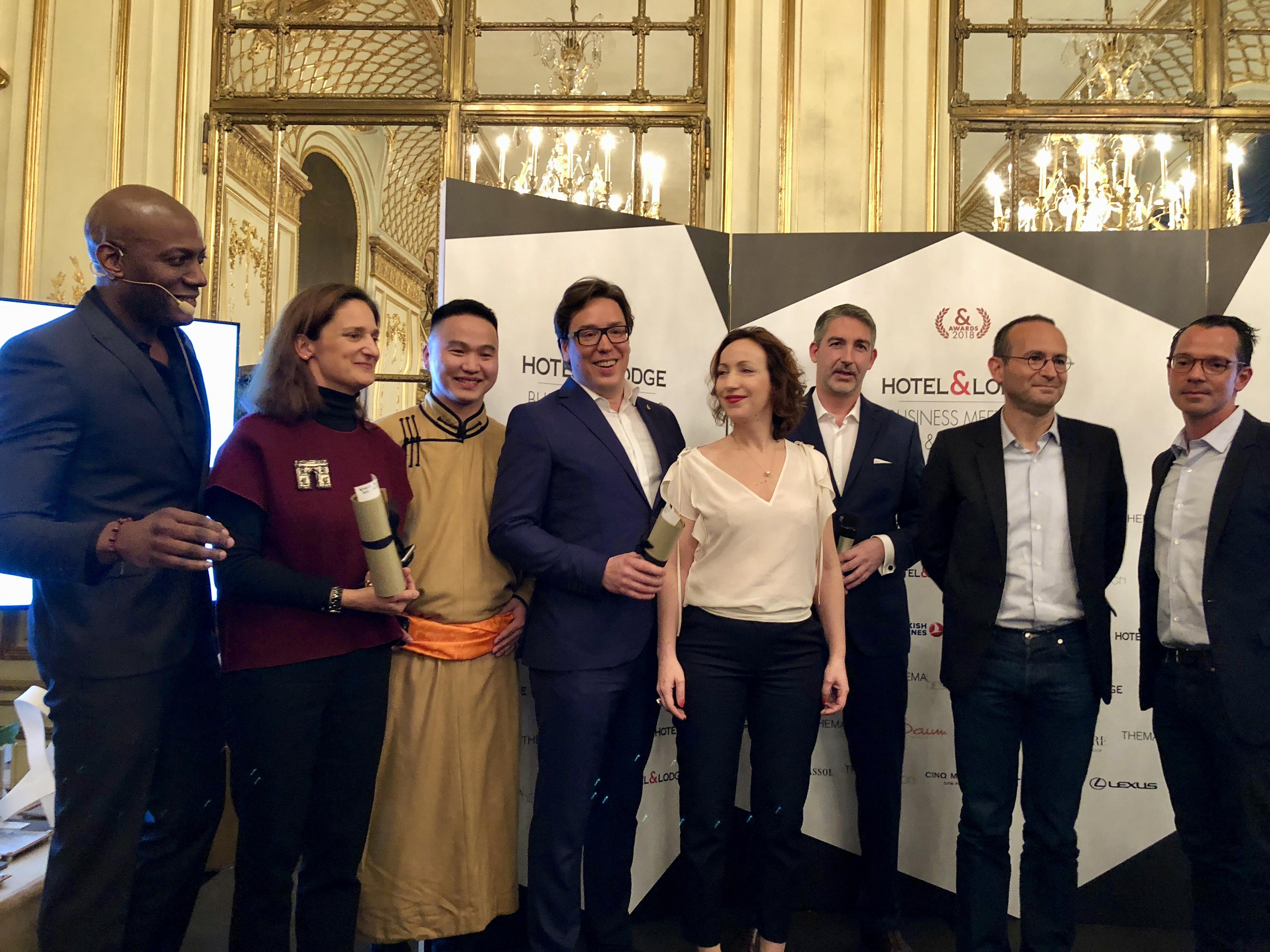"""Hôtel & Lodge : la 1ère """"Business Meetings & Awards 2018"""" a remporté un beau succès !"""