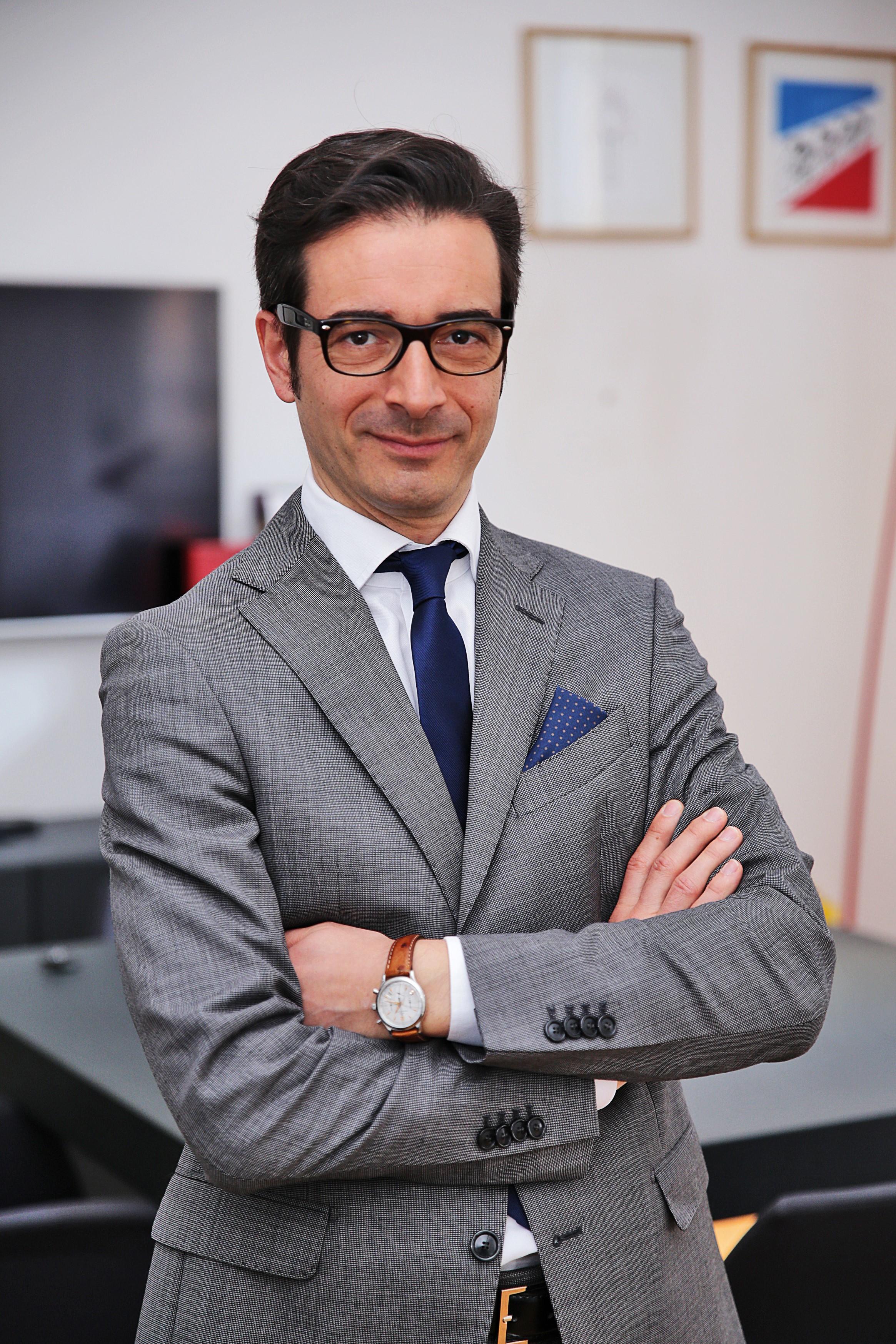 Ludovic des Garets, directeur des ventes de Docomo Digital. - Docomo Digital