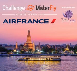MisterFly fait gagner 8 places pour un éductour surprise à Bangkok