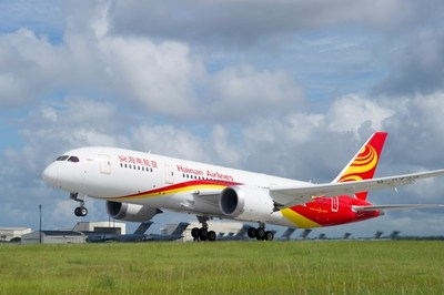 Hainan Airlines Boeing 787 Dreamliner - DR