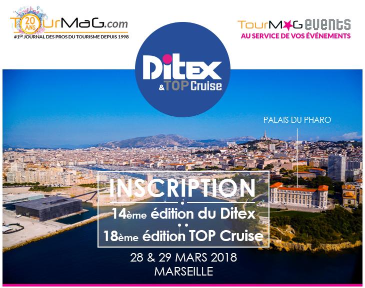 Vous souhaitez participer au DITEX, cliquez sur l'image pour vous inscrire - DR