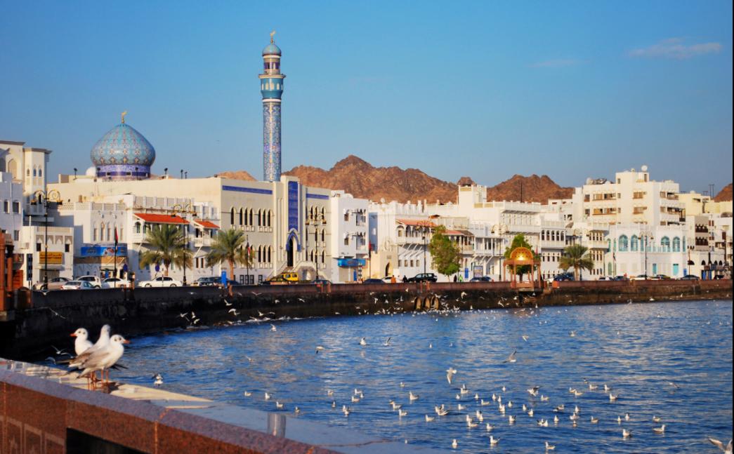 Corniche de Muttrah © Sultanat d'Oman