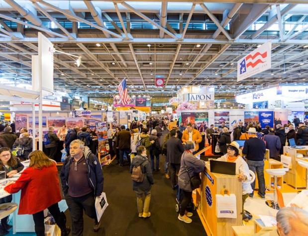 Le salon mondial du tourisme s 39 ouvre ce jeudi paris for Salon mondial du tourisme paris