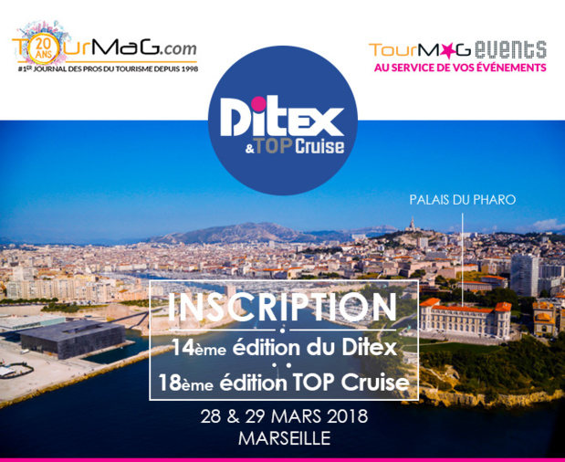 Pour participer au DITEX cliquez sur l'image pour vous inscrire - DR