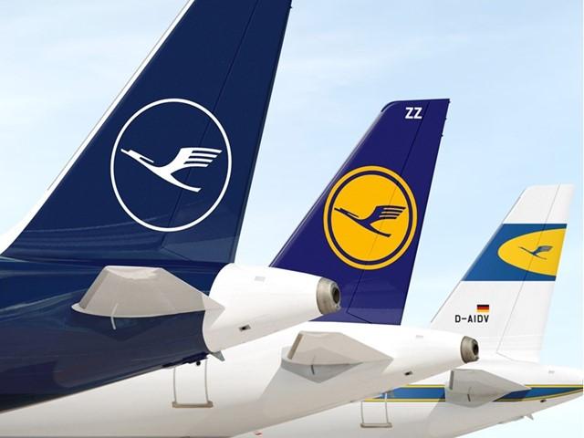 """Pour 2018 le groupe table sur un bénéfice d'exploitation ajusté """"légèrement inférieur"""" à son record de 2017 - DR Lufthansa"""